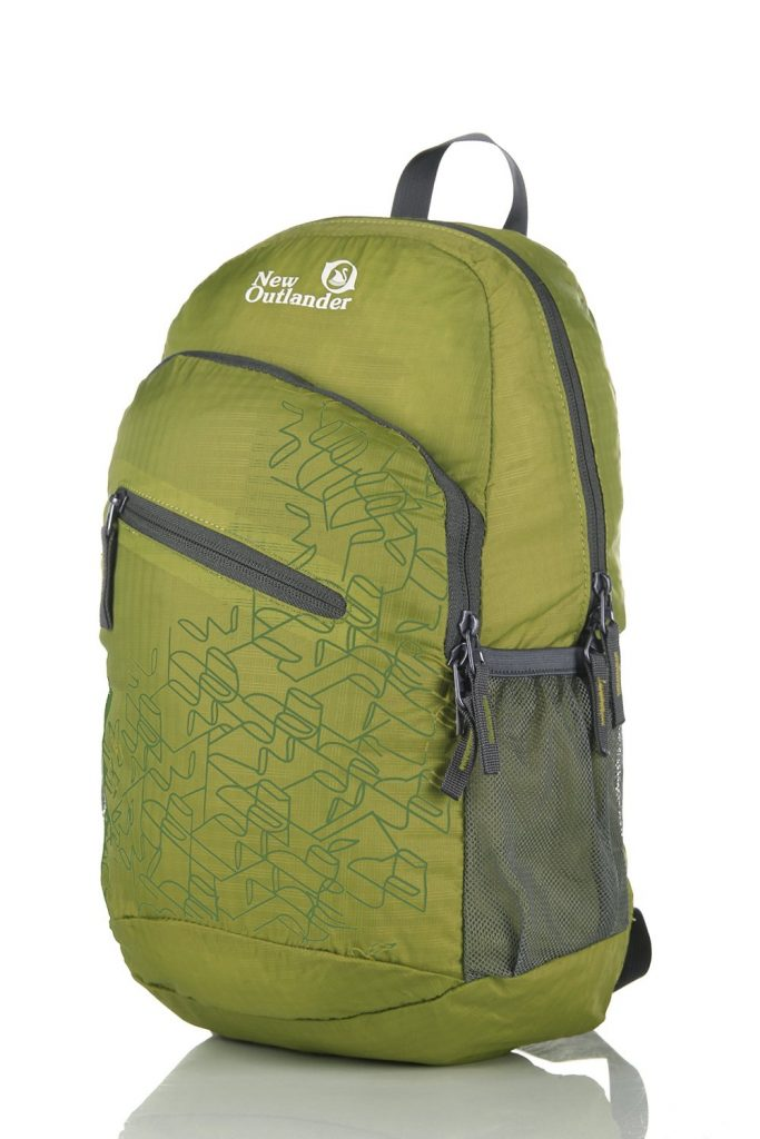 The outlander day pack