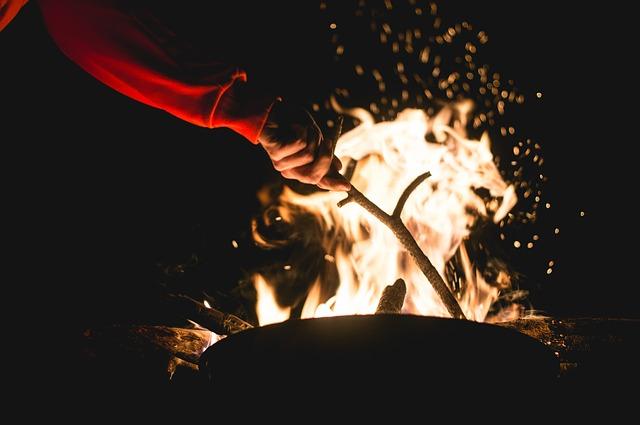 campfire picture
