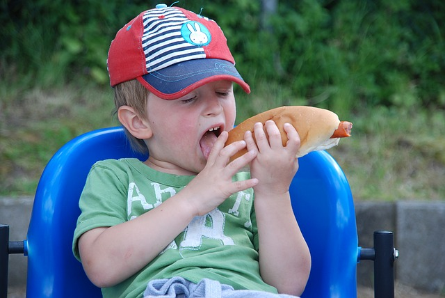 hotdog for camping