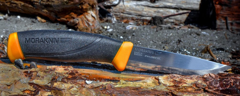 morakniv handle and blade