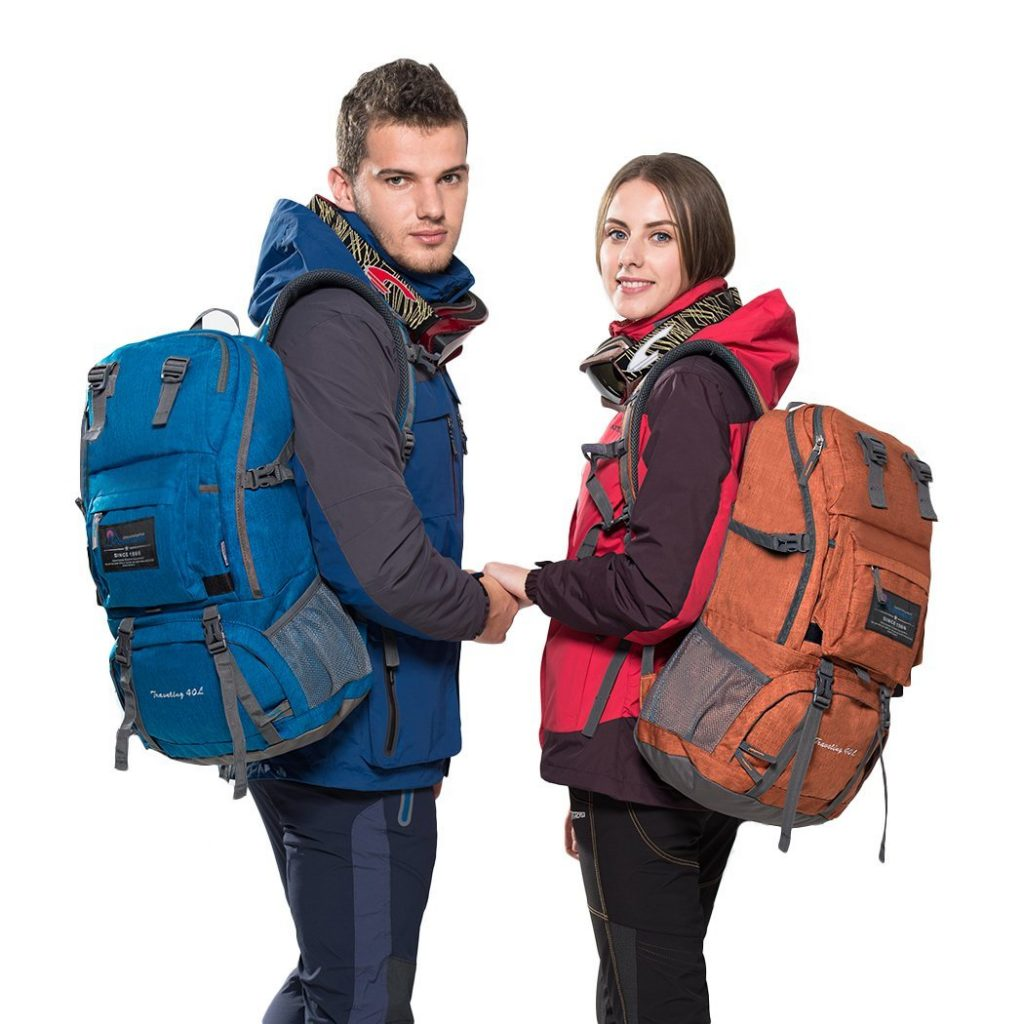 mountain top backpacks