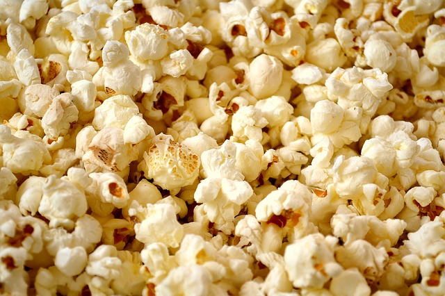 popcorn for camping