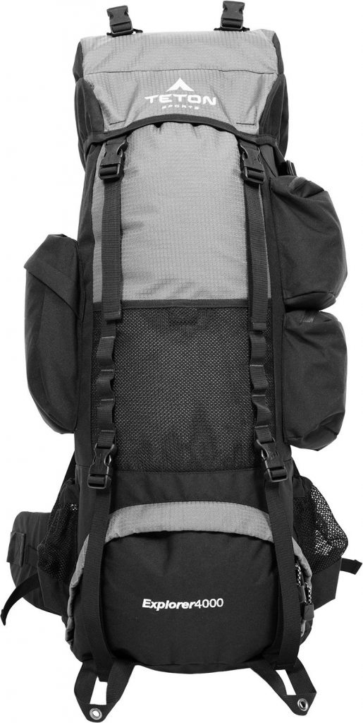 teton sports 4000 backpack