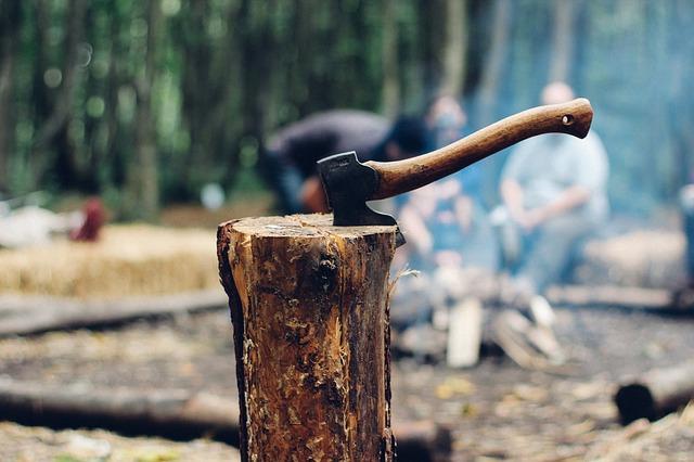 bushcraft hatchet