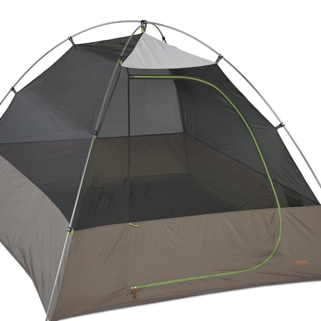 kelty mesa 2 tent close-up