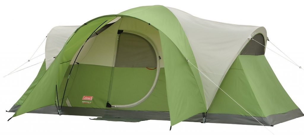 coleman 8 person tent  sc 1 st  C&ing Mastery & The Coleman Montana 8 Tent Is Not Recommended (Review) | Camping ...