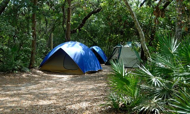 private-campsite