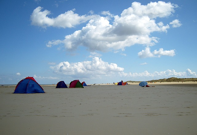 tent-camping-on-beach