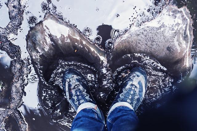 wet-shoes