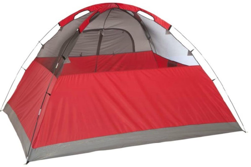 coleman-flatwoods-4-person-tent-no-rain-fly  sc 1 st  C&ing Mastery & Coleman Flatwoods 4 Person Tent Review u2013 Thereu0027s Better ...