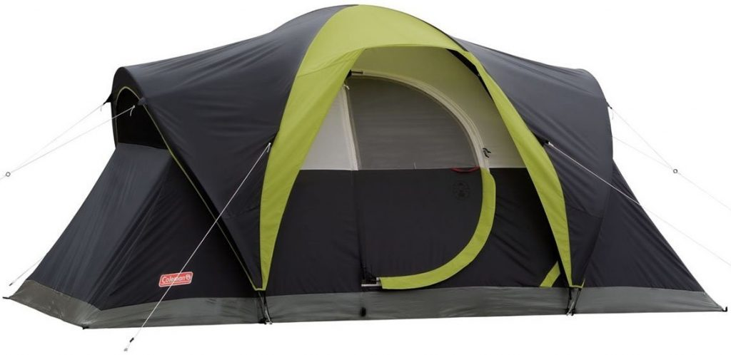 coleman-naugatuck-tent  sc 1 st  C&ing Mastery & Coleman Naugatuck Tent Review u2013 Finally A Good 6 Person Tent ...