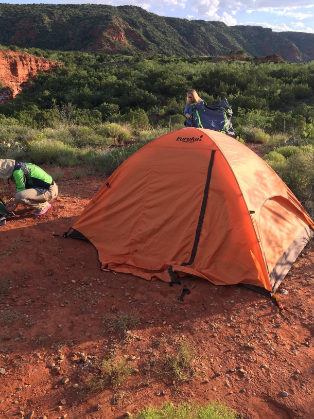 eureka-apex-solo-tent-pitched-wilderness & Eureka Apex Solo Tent Review u2013 A Little Heavier Than Other Tents ...