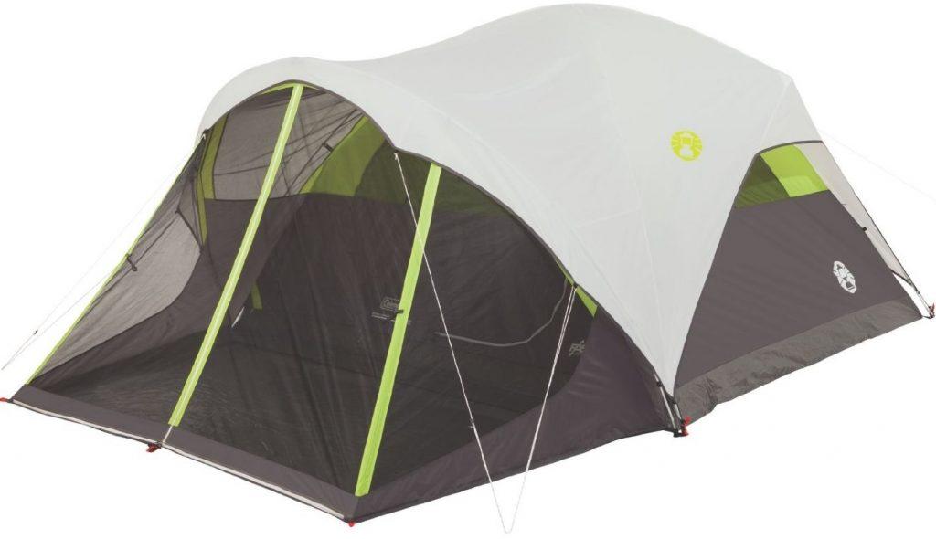 Coleman Steel Creek 6 Tent - Front
