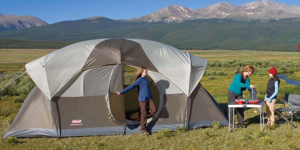 Coleman WeatherMaster 10 Person Tent Review