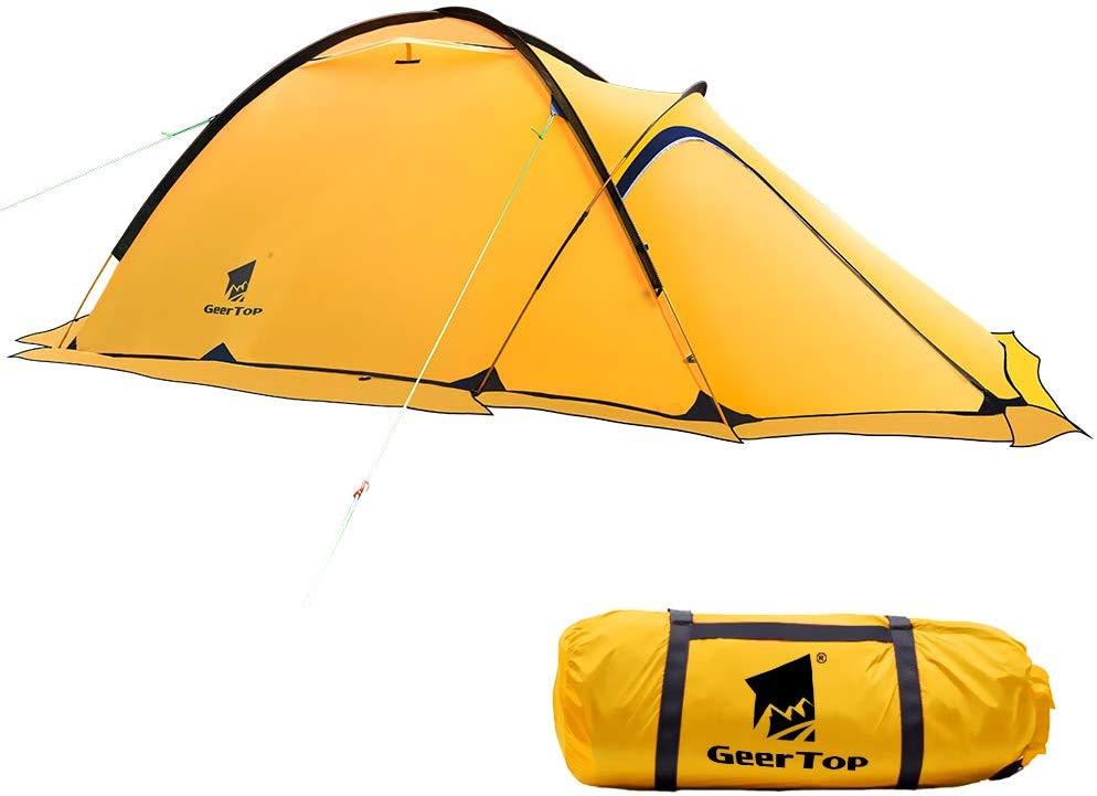 Geertop Portable 2 Person 4 Season Tent