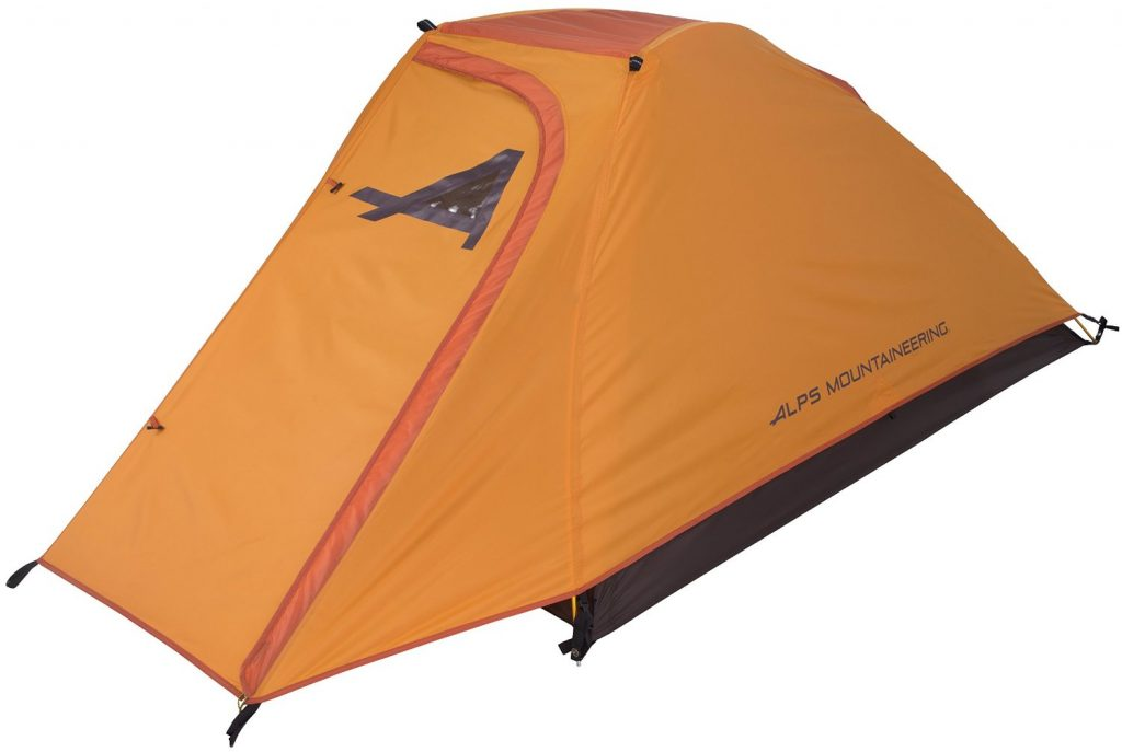 ALPS Mountaineering Zephyr 1 Person Tent with rain fly