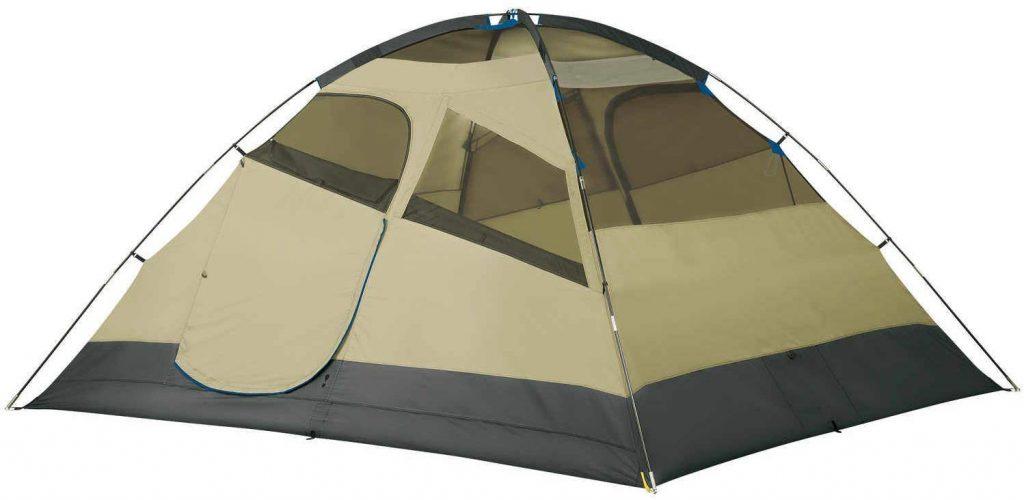 Tetragon 8 Person 2 Room Tent Multi-Colored