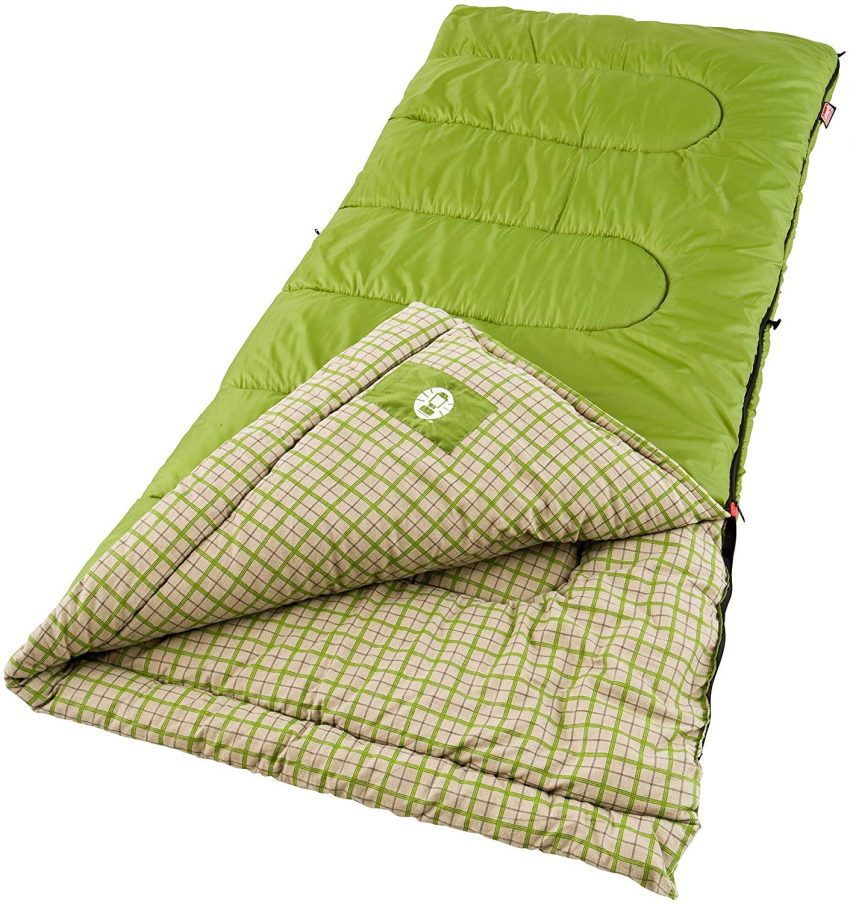 Coleman Green Valley 30 Degree Sleeping Bag