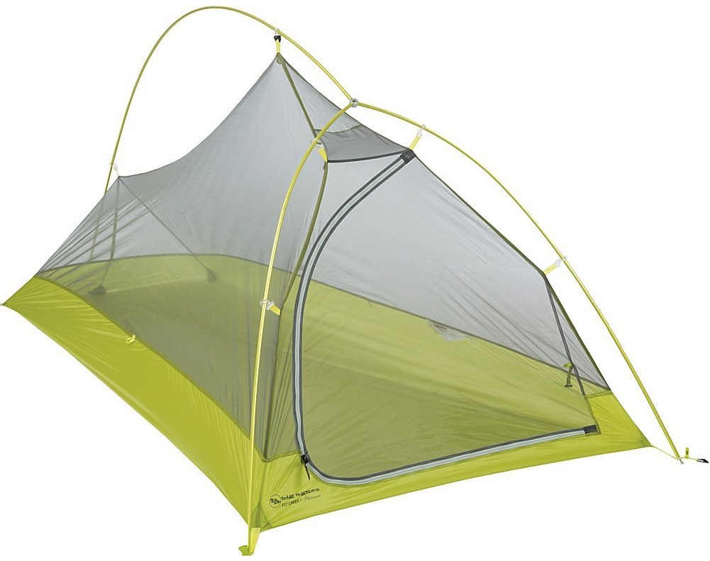 Big Agnes Fly Creek 1 Platinum Tent no fly