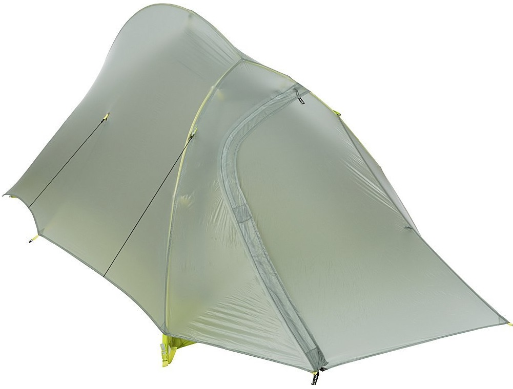 Big Agnes Fly Creek 1 Platinum Tent with rain fly