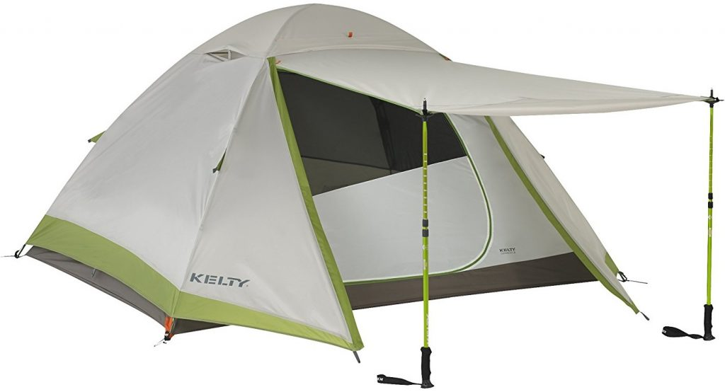 Example Of Kelty Gunnison 4.3 Tent Awning