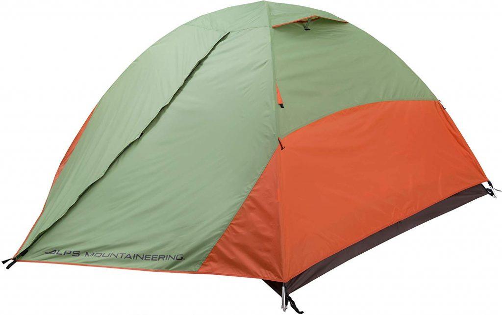 ALPS Mountaineering Taurus 4-Person Tent, Sage/Rust