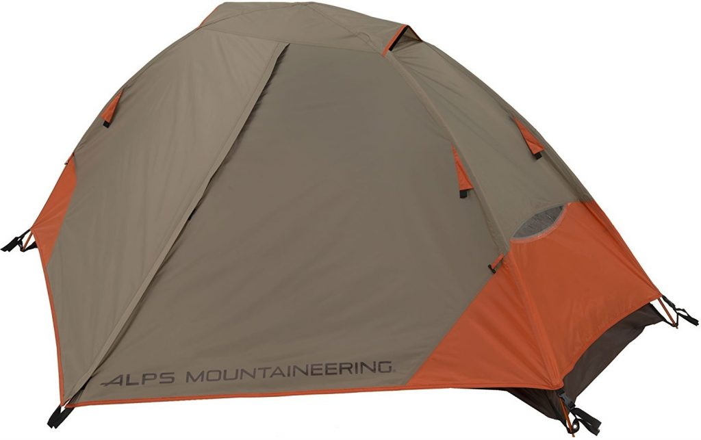 ALPS Mountaineering Lynx 1-Person Tent With Rain Fly