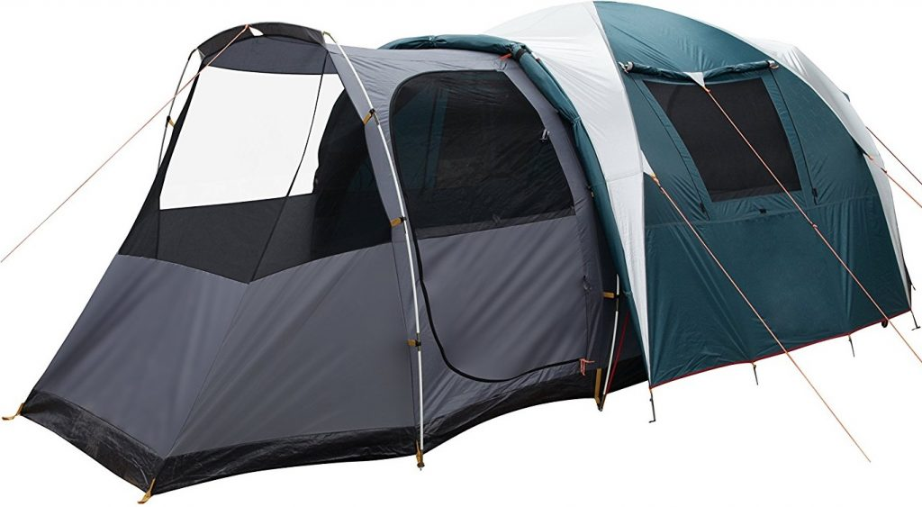 ... Arizona GT 9 to 10 Person Tent With Rain Fly  sc 1 st  C&ing Mastery & The 12 Best Tents For Tall People In 2018 | Camping Mastery