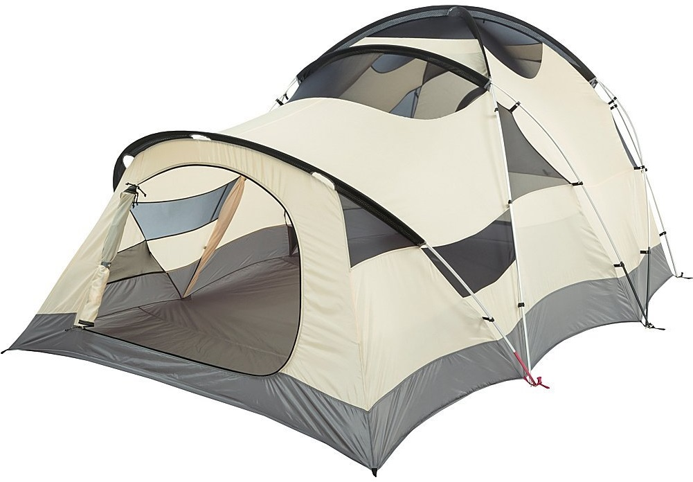 Back End Big Agnes Flying Diamond - 6 Tent