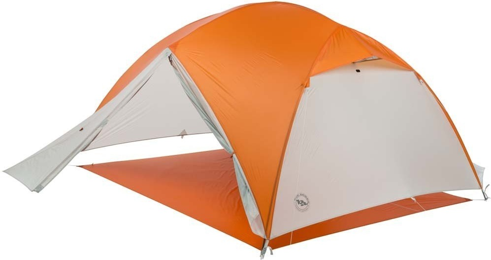 Big Agnes Copper Spur UL4 Tent Without Body