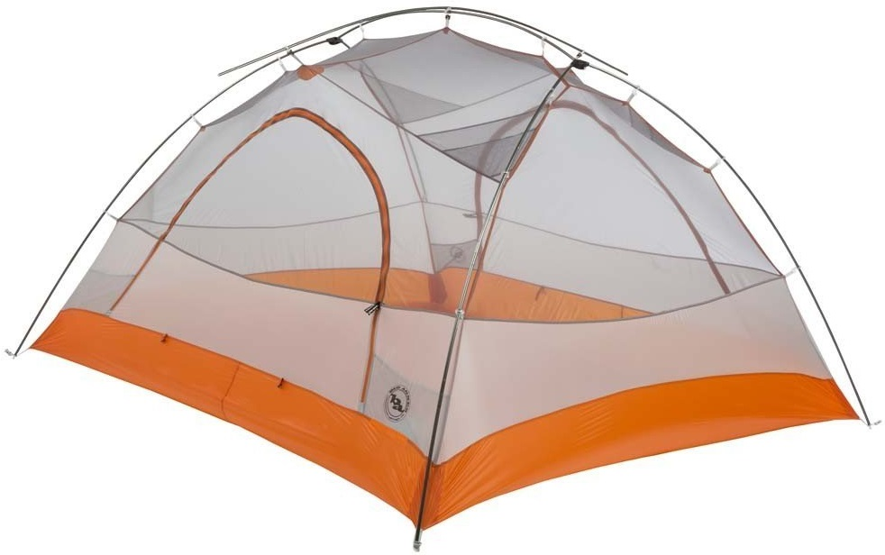 Big Agnes Copper Spur UL4 Tent Without Rain Fly