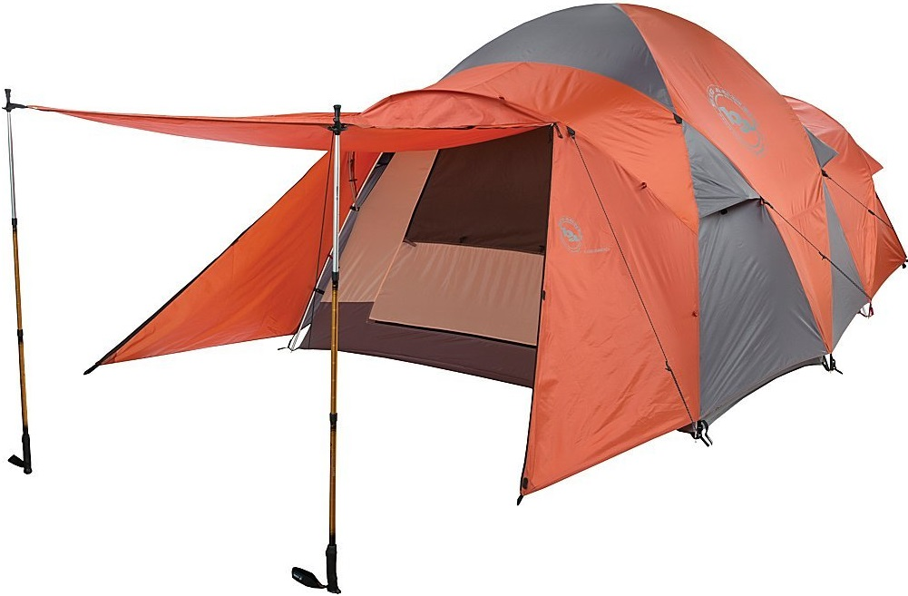 Big Agnes Flying Diamond - 6 Tent Canopy  sc 1 st  C&ing Mastery & Does Your Tent Have A Vestibule? This Is What Itu0027s For | Camping Mastery