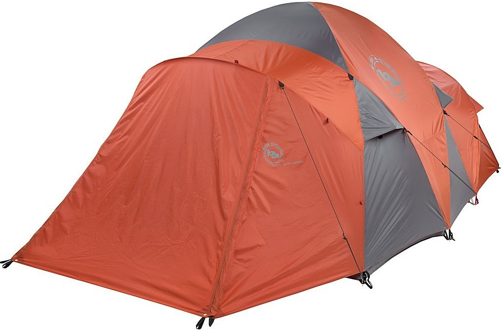 Big Agnes Flying Diamond - 6 Tent With Rain Fly