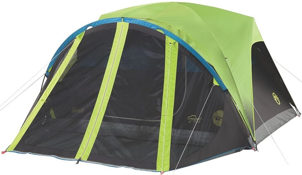 the 12 best tents for tall people in 2018 camping mastery