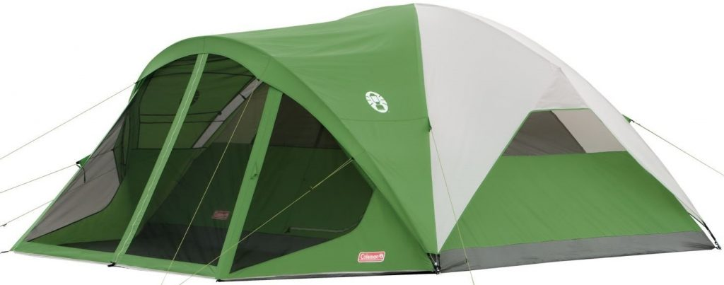 Coleman Evanston Screened Tent With Rain Fly
