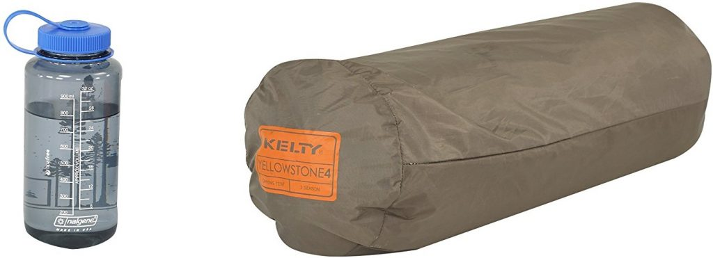 The Kelty Yellowstone 4 Tent Stuff Sack