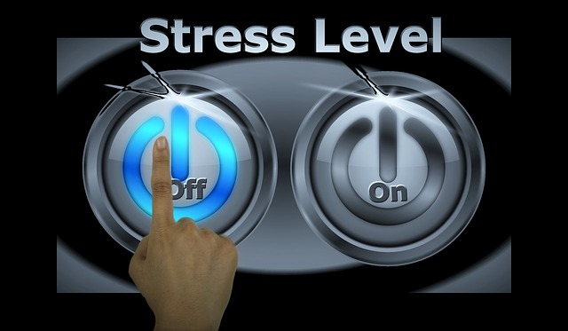 Stress Level On And Off
