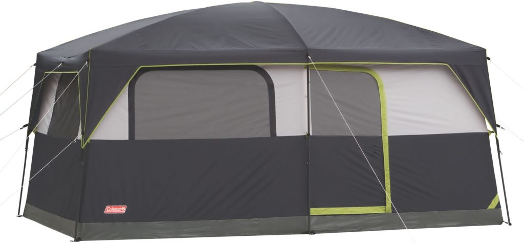 Coleman Prairie Breeze 9-Person Cabin Tent  sc 1 st  C&ing Mastery & Coleman Prairie Breeze 9-Person Cabin Tent Review | Camping Mastery