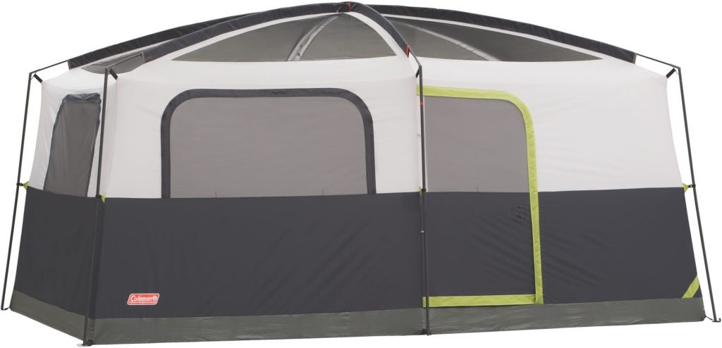 Coleman Prairie Breeze 9-Person Cabin Tent (3)