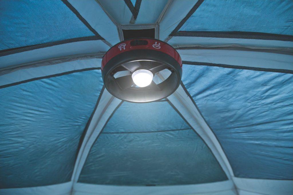 Coleman Prairie Breeze 9-Person Cabin Tent (5)
