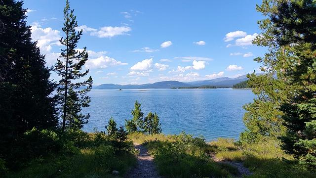 Grand Teton Lake