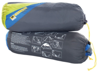 The Mountainsmith Genesee 4 Person Tent Stuff Sack
