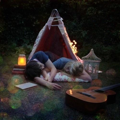 Top 10 Romantic Camping Ideas