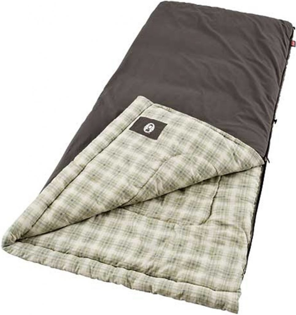 Coleman Heritage Big and Tall Sleeping Bag