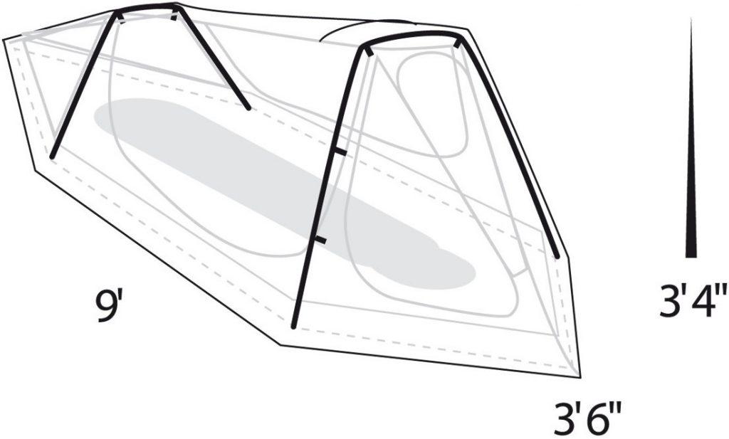 Eureka Spitfire 1 Tent (3)
