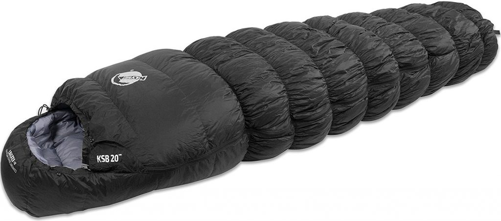 KSB 20 Down Sleeping Bag
