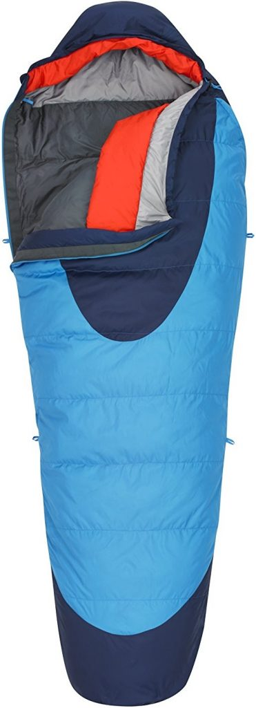 Kelty Cosmic 20 Degree Sleeping Bag Best Used For Car Camping Backng In Winter