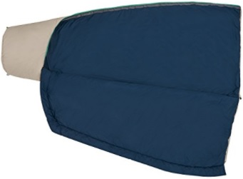 Kelty Rambler 50 Regular RH Sleeping Bag 2