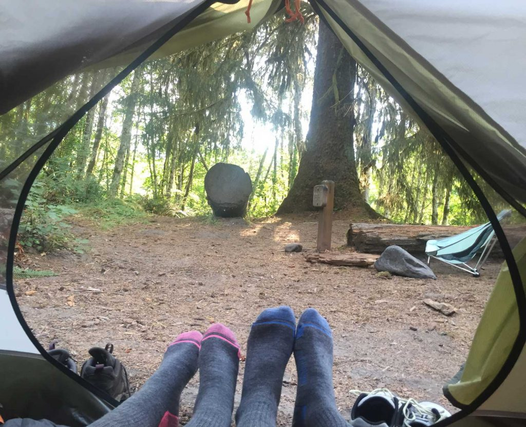 Top 10 Romantic Camping Ideas