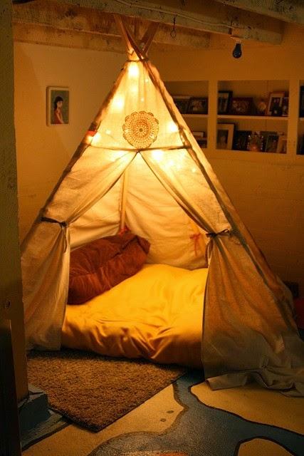 Romantic Indoor Tent